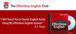 Effortless English mp3 Lessons