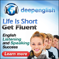 deep english 250x250 Deep English Discount For New Year