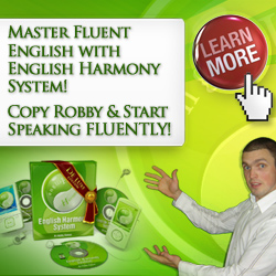 ENGLISH HARMONY FLUENCY COURSE