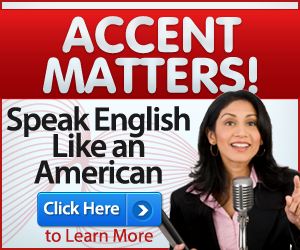american accent audio 3 Steps To Learn The American Accent