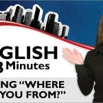 English Class Lesson 04 Where Are You From