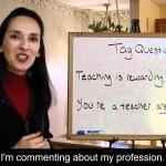 English Grammar Lesson 29-1 Tag Questions