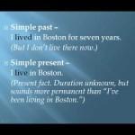 Grammar Lesson 6e. Present Perfect