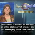 VOA Learning English Lesson 6
