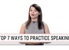 Improve English Speaking Fast