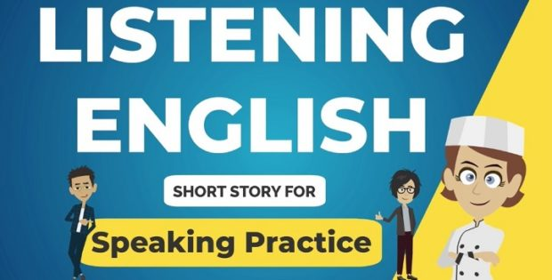 English simple past tense story