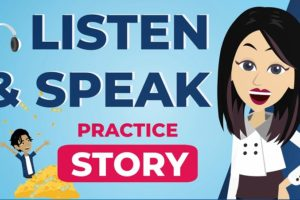 English Comparative Story For Listening And Speaking Practice