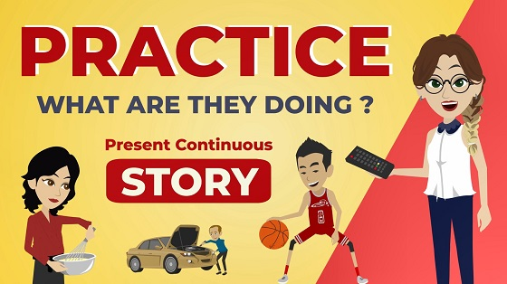 English Listening Story To Practice Speaking Daily Conversation video